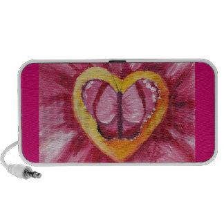 Butterfly Love aceo Speaker