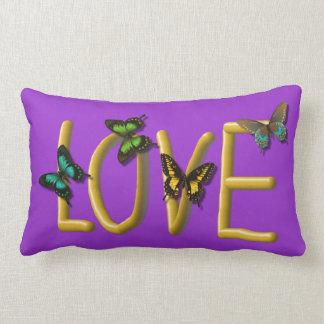 Butterfly Love American MoJo Pillow
