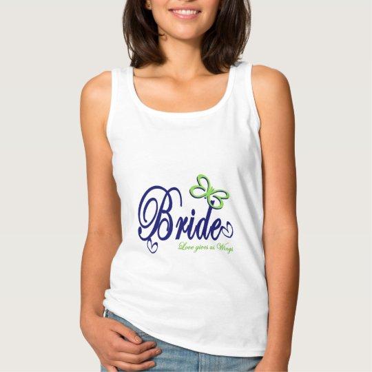 Butterfly Love Bride Tee