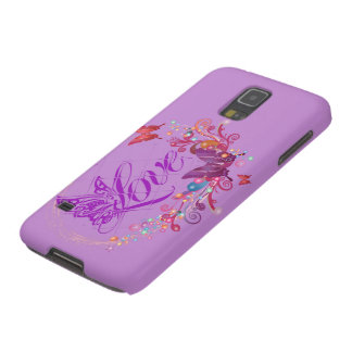 Butterfly love galaxy s5 covers