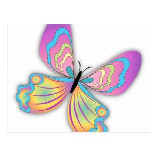 Butterfly Love Postcard