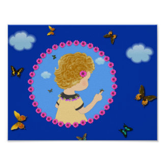 Butterfly Love. Poster