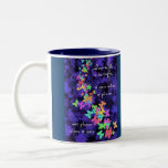 Butterfly Love Two-Tone Mug