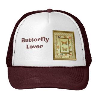 Butterfly Lover Trucker Hat