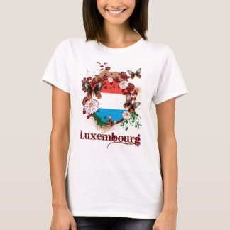 Butterfly Luxembourg T-Shirt