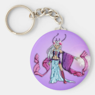 Butterfly Mage Keychain
