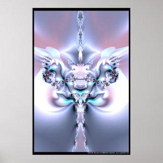 Butterfly Mandala Print
