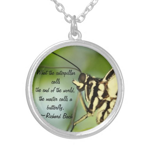 Butterfly Master Necklace Personalized Necklace