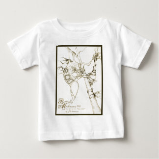 Butterfly Mechanics 001 Baby T-Shirt
