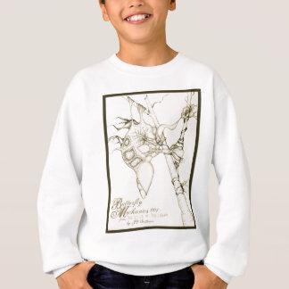 Butterfly Mechanics 001 Sweatshirt