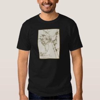 Butterfly Mechanics 001 Tee Shirts