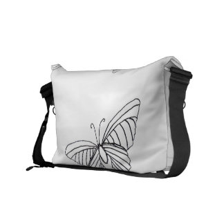 Butterfly Messenger Purse Messenger Bags