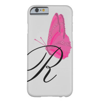 Butterfly monogram case IPhone 6/6s