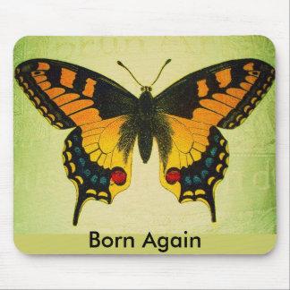 Butterfly mousepad