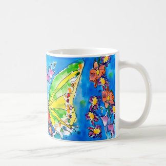Butterfly Mug by Jeffrey Shutt, Age 6