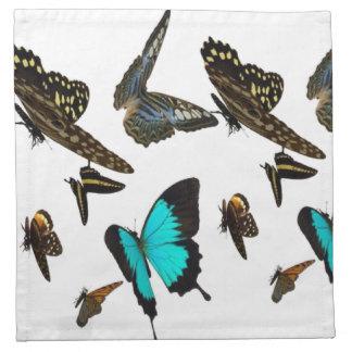 Butterfly multi American MoJo Napkin