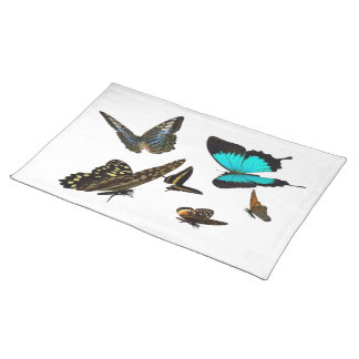 Butterfly multi American MoJo Placemat