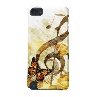 Butterfly Music Notes iPod Touch 5G Case