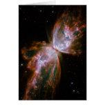 Butterfly Nebula Card