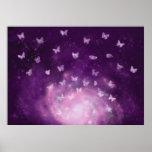 Butterfly Nebula Print