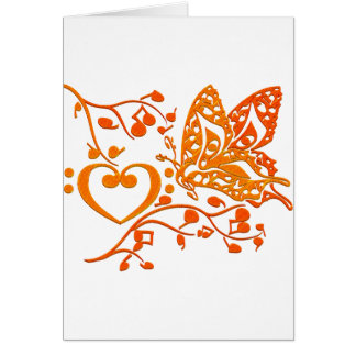 Butterfly_Notes Card