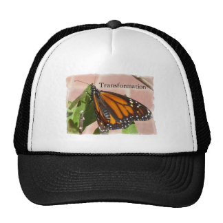 Butterfly Of Transformation Mesh Hats