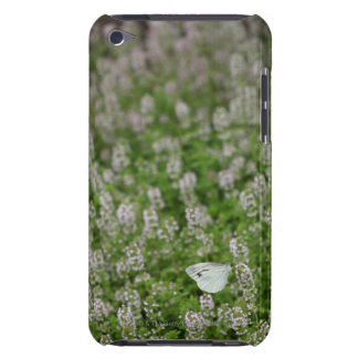 Butterfly on Creeping Thyme Case-Mate iPod Touch Case