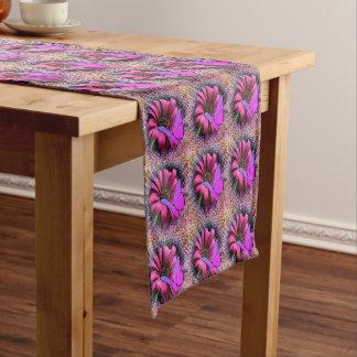 Butterfly on Daisy Short Table Runner