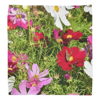 BUTTERFLY ON FLOWERS AUSTRALIA BANDANA