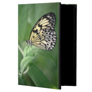 Butterfly on leaf case for iPad air