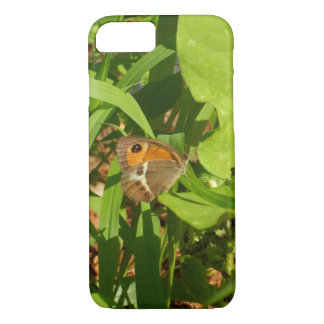 Butterfly on the grass iPhone 7 case