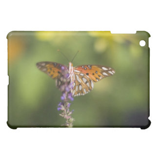 Butterfly on wildflowers cover for the iPad mini