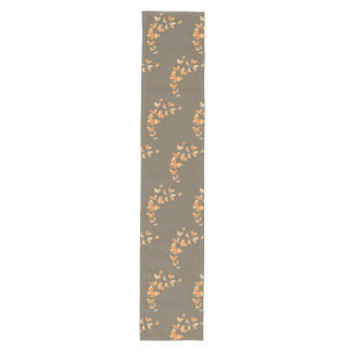 Butterfly Orange Medium Table Runner