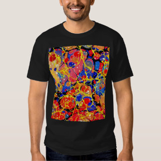 Butterfly Painted Splash T-shirt