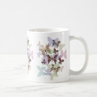 Butterfly Paisley Coffee Mug