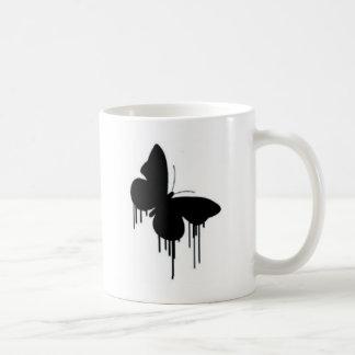 Butterfly pancakes mug