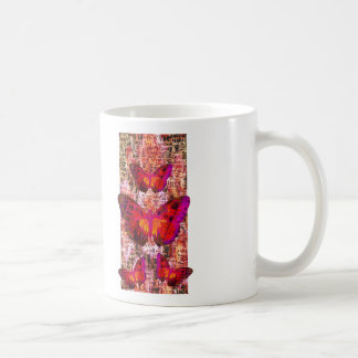 Butterfly Panels Coffee Mug