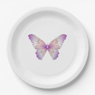 Butterfly Paper Plate. Paper Plate