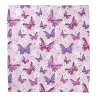 butterfly pattern 2 bandana