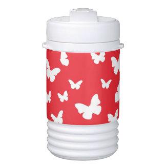 Butterfly pattern 2 cooler