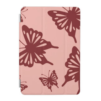 butterfly pattern 2 iPad mini cover