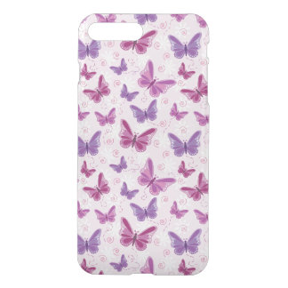 butterfly pattern 2 iPhone 8 plus/7 plus case