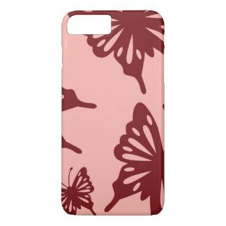 butterfly pattern 3 iPhone 8 plus/7 plus case