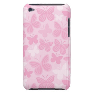 Butterfly pattern barely there iPod case