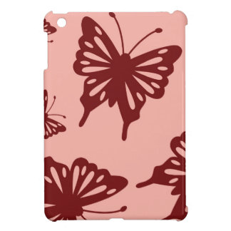 butterfly pattern case for the iPad mini