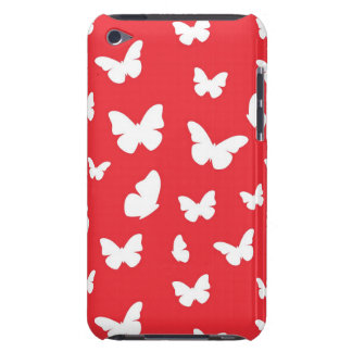 Butterfly pattern Case-Mate iPod touch case