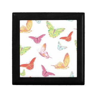 Butterfly  pattern. jewelry boxes
