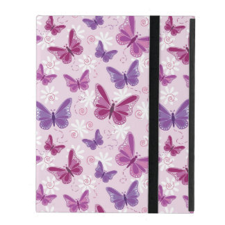 butterfly pattern iPad covers