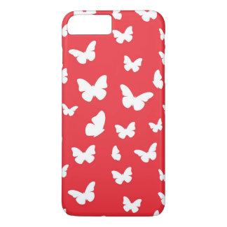 Butterfly pattern iPhone 8 plus/7 plus case