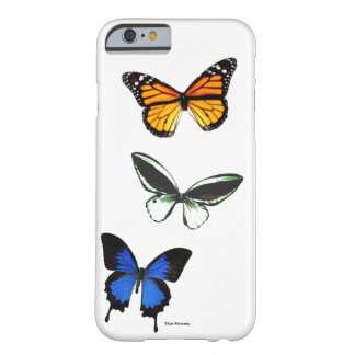 Butterfly Pattern iPhone Case